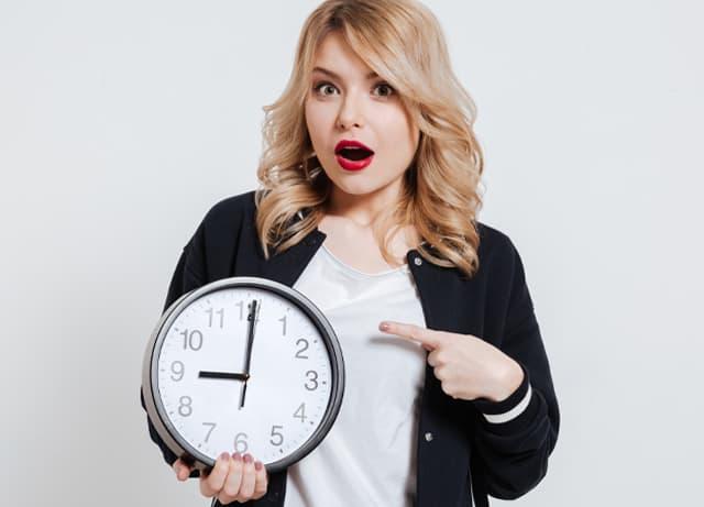 چطور با مدیریت زمان صحیح از زمان جلو بزنیم