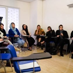 سالن زیبایی تحت آموزش و مشاوره کسبوکار و مشاور مدیریت و بازاریابی و فروش کسبوکار