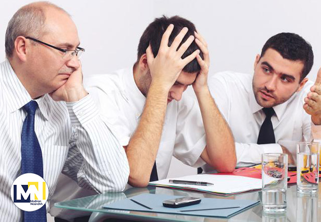 راهکارهای طلایی مدیریت تعارض در محل کار