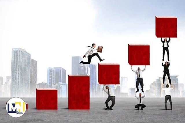 تقویت و بهبود و افزایش عملکرد تیم فروش