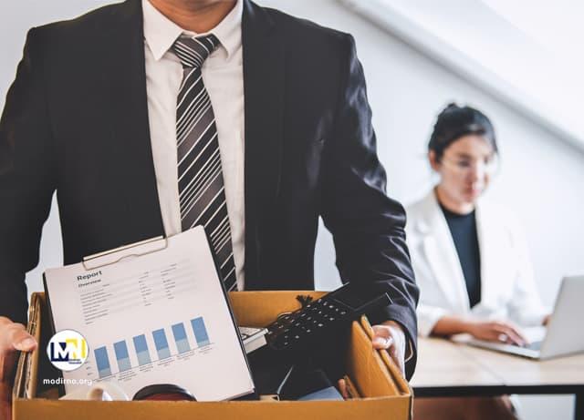مشاوره مدیریت و عوامل خروج منابع انسانی از کسب و کار