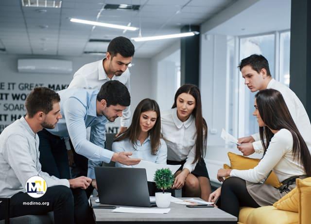 کار تیمی بهتر در سازمان