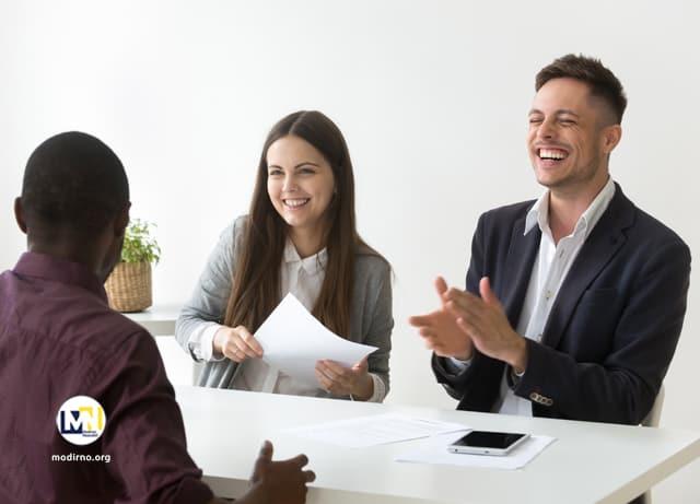 اعتماد سازی در محیط کار
