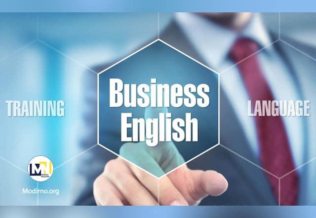 آموزش زبان انگلیسی تجاری و بازارگانی و صنعتی