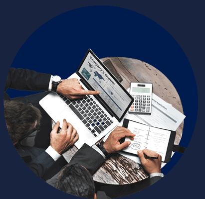 مشاوره مدیریت استراتژیک در مورد تصمیمات سطح بالا برای تعیین و برنامه ریزی استراتژی سازمان