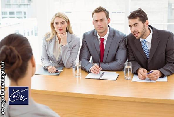استخدام اولین کارمندان کسب و کار
